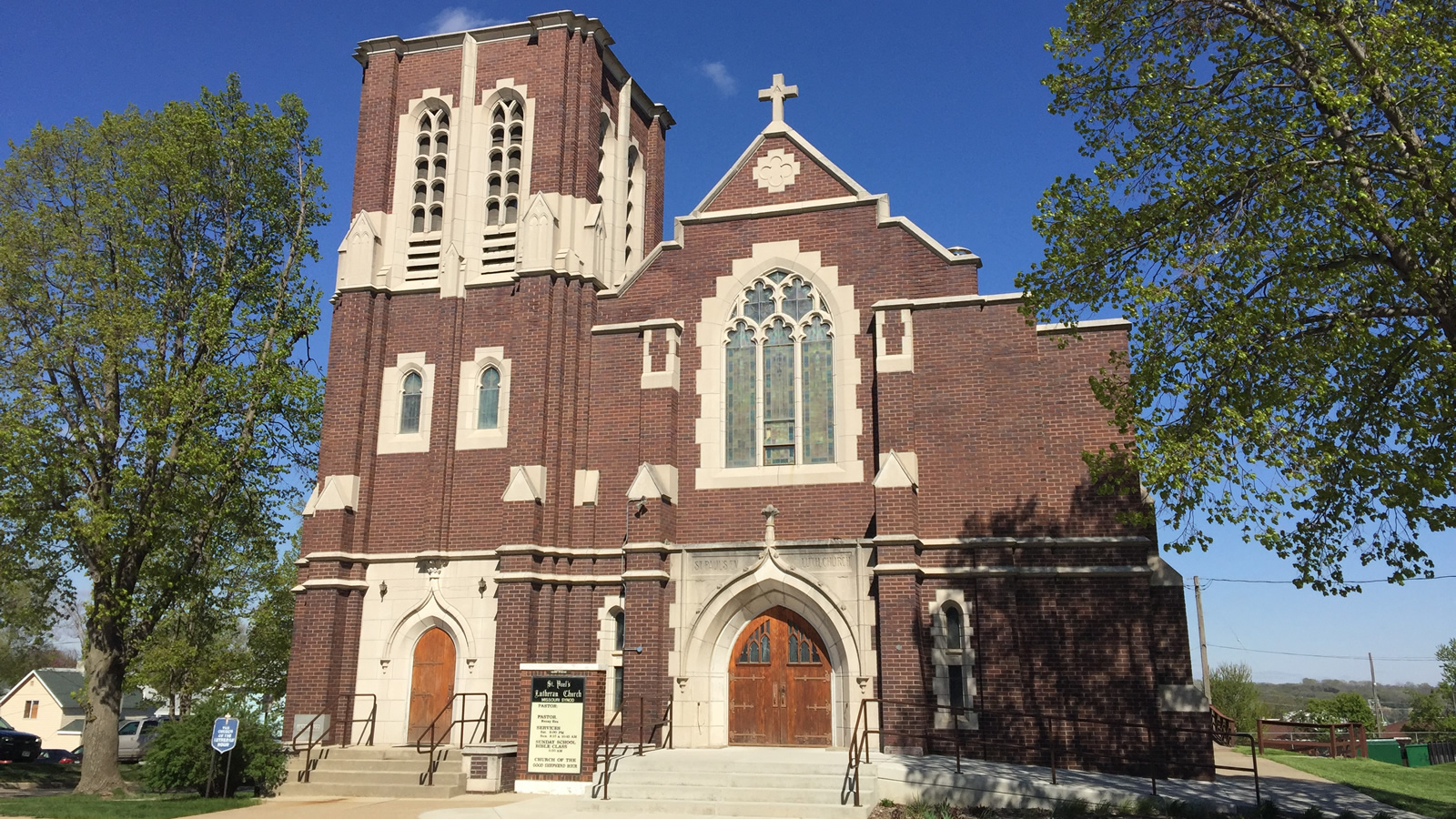 Home Page: St  Paul's Lutheran Church & School, Sioux City, Iowa